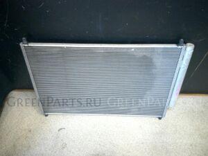 Радиатор кондиционера на Toyota Avensis ZRT272W 3ZR-FAE