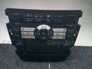 Автомагнитофон на Nissan Teana J31 VQ23DE
