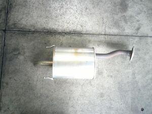 Глушитель на Honda Fit GD1 L13A-207