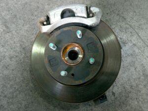 Ступица на Mazda Demio DEJFS P3-VPS