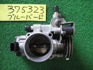 Дроссельная заслонка на Nissan Bluebird HU14 SR20DE