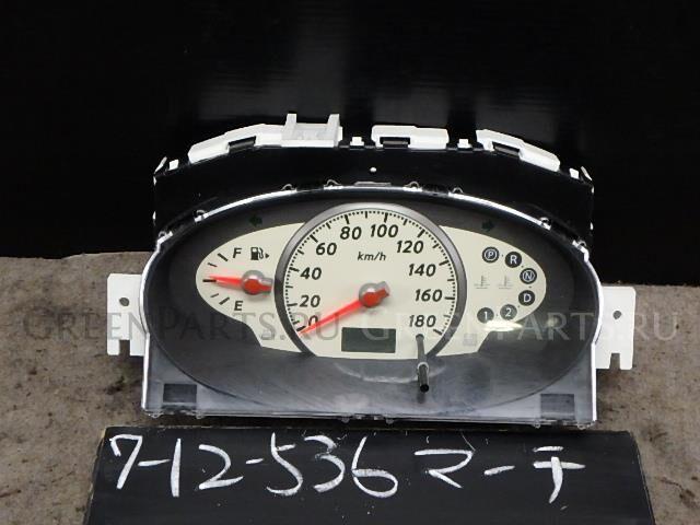Спидометр на Nissan March BNK12 CR14DE