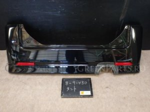 Бампер на Daihatsu Tanto L360S EF-DET
