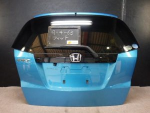 Дверь задняя на Honda Fit GE6 L13A-429