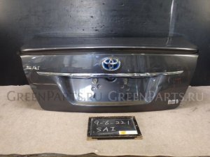 Крышка багажника на Toyota Sai AZK10 2AZ-FXE