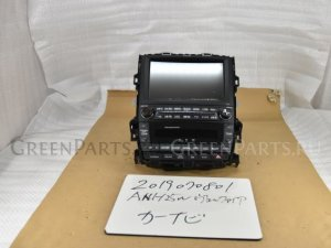 Автомагнитофон на Toyota Vellfire ANH25W 2AZ-FE