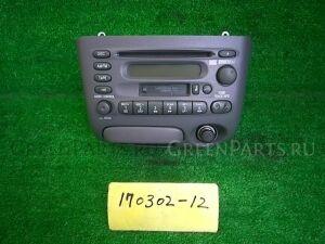 Автомагнитофон на Toyota Platz 1NZ-FE