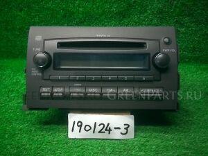Автомагнитофон на Toyota Isis ANM15G 1AZ-FSE