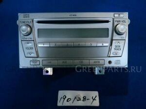 Автомагнитофон на Toyota Passo KGC10 1KR-FE