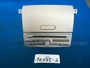 Автомагнитофон на Nissan March AK12 CR12DE