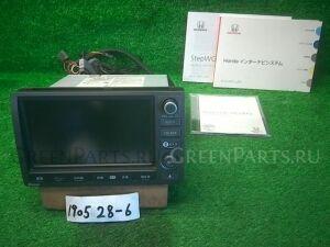 Автомагнитофон на Honda STEP WAGON RK5 R20A-270