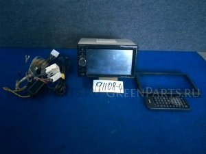 Автомагнитофон на Nissan Cube BZ11 CR14DE