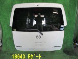 Дверь задняя на Mazda Az-wagon MJ22S