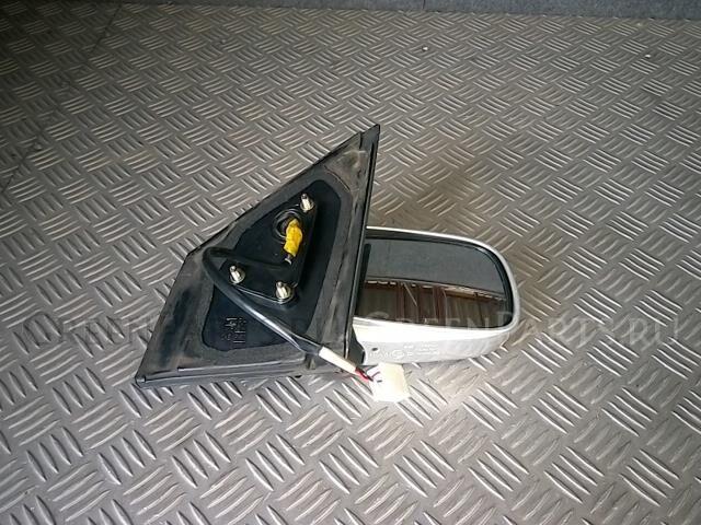 Зеркало двери боковой на Toyota Vitz SCP10 1SZ-FE