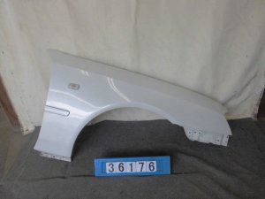 Крыло переднее на Nissan Gloria MY34