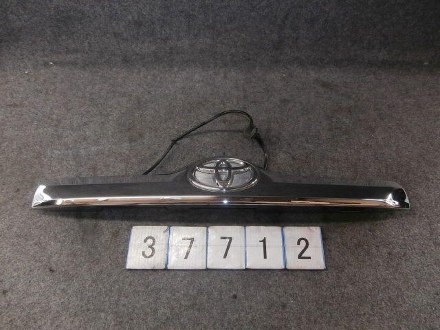 Стоп-планка на Toyota Ractis SCP100