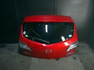 Дверь задняя на Mazda Axela BL5FW ZY-VE