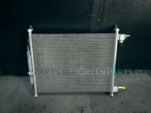 Радиатор кондиционера на Nissan Latio N17 HR12DE