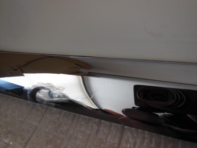 Стоп-планка на Toyota Alphard ANH20W