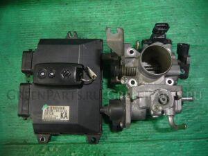 Дроссельная заслонка на Suzuki Wagon R MH22S K6A