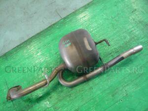 Глушитель на Toyota Aqua NHP10 1NZ-FXE