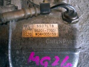 Компрессор кондиционера на Nissan Moco MG21S K6A