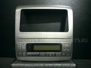 Блок управления климатконтроля на Toyota Alphard ANH10W 2AZ-FE