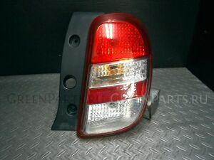 Стоп на Nissan March K13 HR12DE T001