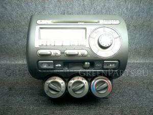 Автомагнитофон на Honda Fit GD1 L13A