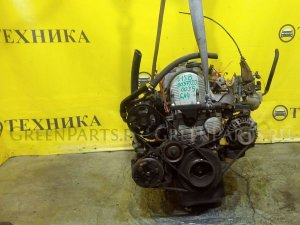 Двигатель на Honda CAPA/CIVIC/DOMANI GA4 D15B