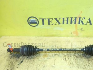 Привод на Toyota Corolla/Fielder/Allex/Runx/Spacio NZE124/ZZE124 1NZ