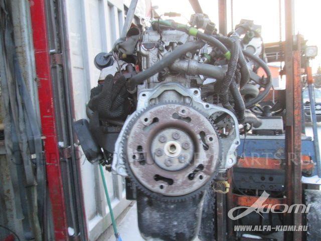 Двигатель на Suzuki Jimny JB23W K6A