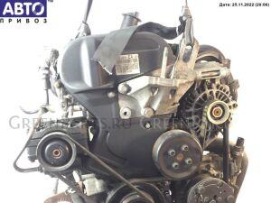 Двигатель (ДВС) на Ford Fusion 1.6л бензин i