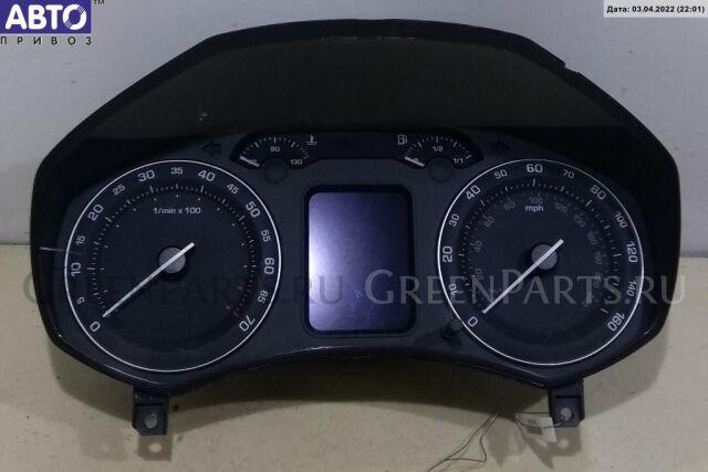 Щиток приборный (панель приборов) на Skoda Octavia mk2 (A5) хэтчбек 5-дв. 2л бензин fsi