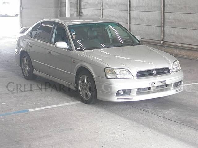 Защита двигателя на Subaru Legacy B4 BE5 EJ204