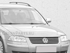 Капот на Volkswagen Passat
