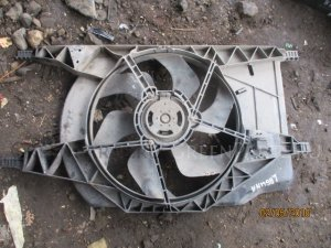 ДИФФУЗОР ВЕНТИЛЯТОРА на Renault Laguna Laguna (2) 2001-2008