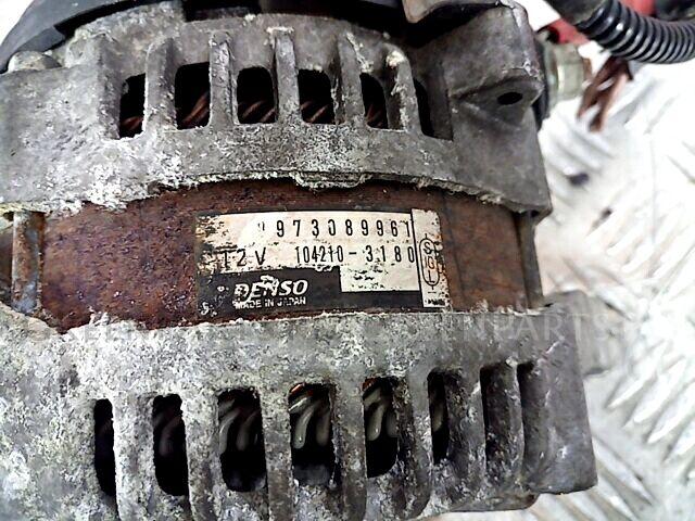 Генератор на Renault Espace 4 (2002-2012) номер/маркировка: 104210-3180