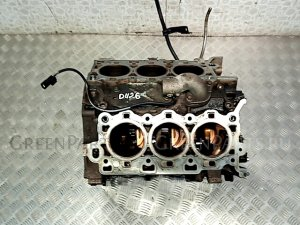БЛОК двигателя на <em>Jaguar</em> X Type (2002-2009) СЕДАН RF-3S7E 6015-AA