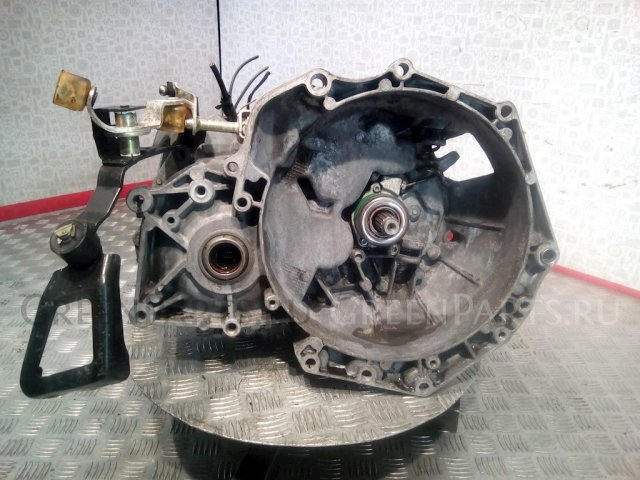 Кпп механическая на Saab 9 3 (2) (2002-2014)