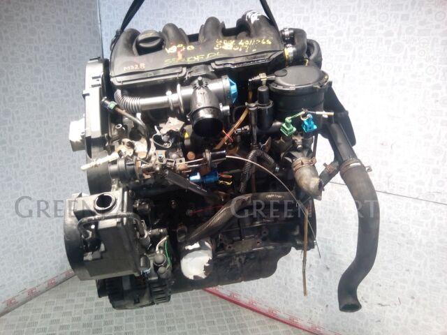 Двигатель на Peugeot 206 WJZ (DW8)