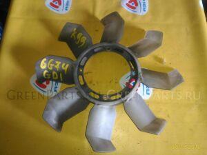 Крыльчатка на Mitsubishi DELICA/CHALLENGER PD6W/K99W 6G72/6G74 430-30-1
