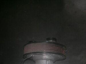 Компрессор кондиционера на Mazda 2 DE5W ZY V09A1AD4AP