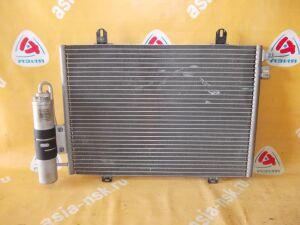 Радиатор кондиционера на Renault Clio/Lutecia/Symbol BB/CB/SB/LB K7M 7700414103