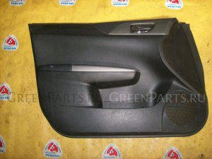 Обшивка двери на Subaru Impreza GH2