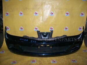 Бампер на Nissan Tiida C11 62022-1JY0H