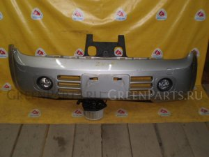Бампер на Nissan Cube Z11 62022-4V00H