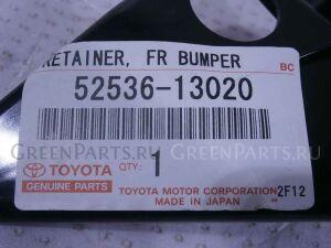 Крепление бампера на Toyota COROLLA ALLEX NZE121 1NZ-FE