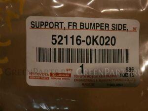 Крепление бампера на Toyota Fortuner GGN50 1GR-FE