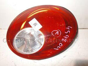 Стоп на Volkswagen New Beetle 9C AZJ 459204